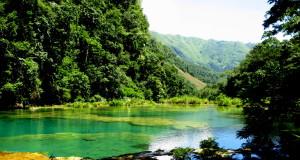 Centro de Turismo - El País de los Jóvenes - Monumento Natural Semuc Champey
