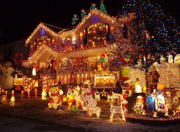 casas navideas