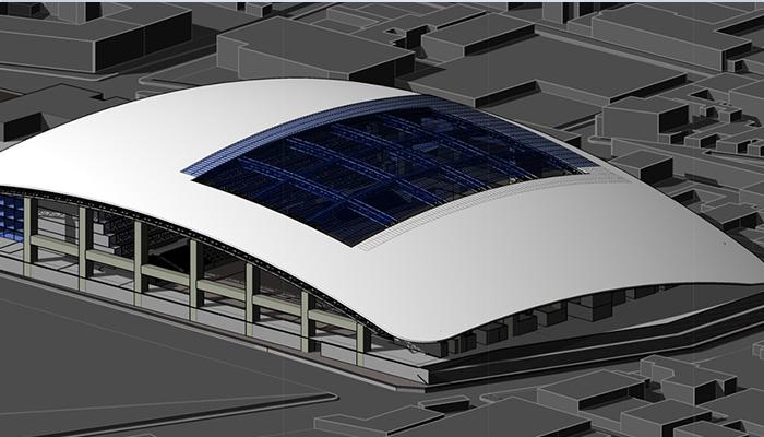 Estadio del Ejército será remodelado en 2019