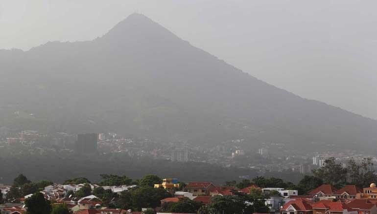 Precaución: Polvo del Sahara afectará a Guatemala