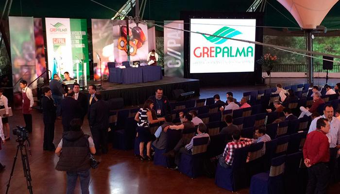 II Congreso Palmero C//PAL se desarrolla en La Antigua Guatemala