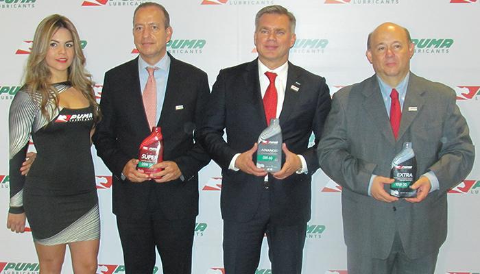 Puma Energy lanza su nueva línea de lubricantes