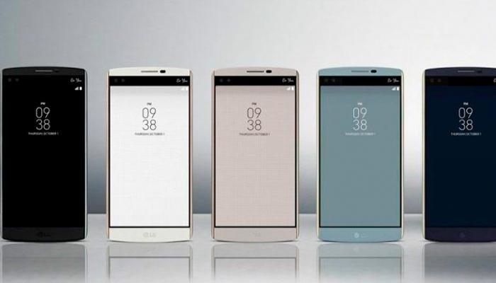 LG V20 permite encontrar todas las aplicaciones de un Smartphone