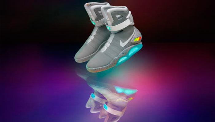 """Video: Nike presenta los tenis de """"Regreso al Futuro"""""""