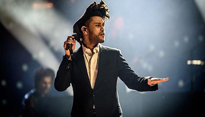 The Weeknd impone récord en Spotify por más reproducciones en 24 horas