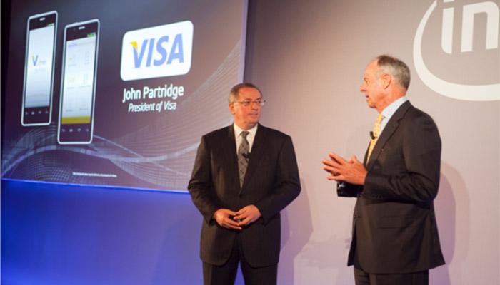 Visa e Intel colaboran para incrementar seguridad en pagos