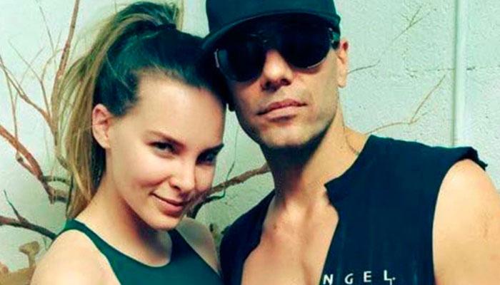Fotos podrían confirmar un posible romance entre Belinda y Criss Angel