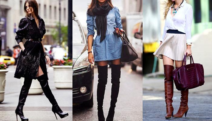 ¿Qué botas van mejor con tu tipo de cuerpo?