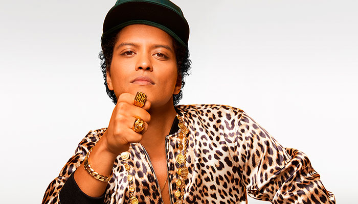 Bruno Mars vende un millón de entradas para su nueva gira en 24 horas