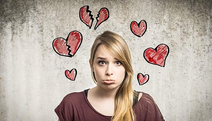 ¿Qué pasa en tu cerebro durante una ruptura amorosa?