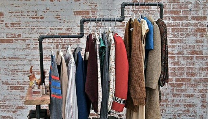 5 ideas creativas y económicas para organizar tu ropa y zapatos