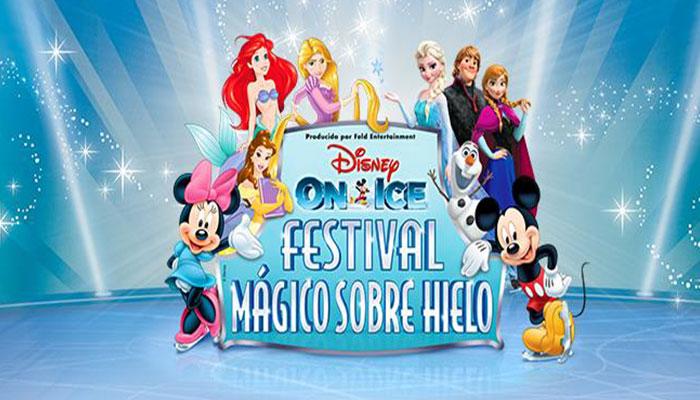 """Detalles del festival mágico de """"Disney On Ice"""" en Guatemala, noviembre 2016"""