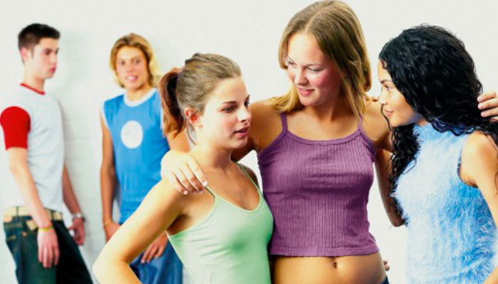 Influencias de fumar adolescentes