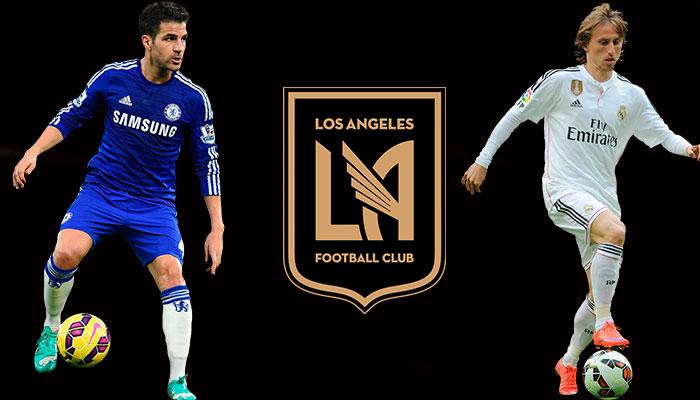 """""""Los Angeles FC"""" el nuevo equipo de la MLS busca estar lleno de estrellas"""