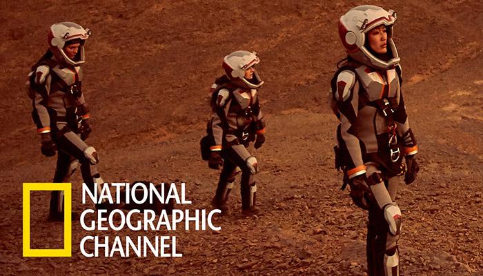 """Nat Geo estrenará su serie """"Mars"""", noviembre 2016"""