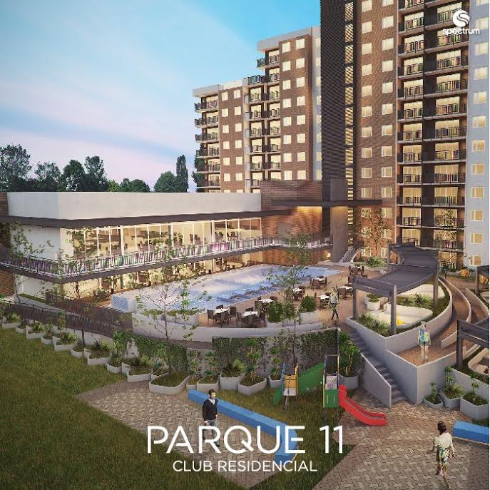 Spectrum inicia construcci n de proyecto parque 11 for Construccion de piscinas en guatemala