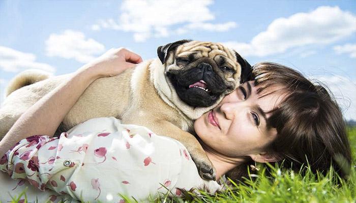 Según un estudio en Europa tener un perro te hará lucir más joven