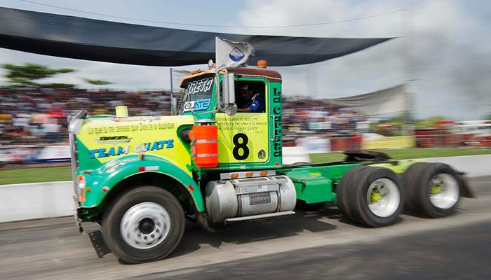 Resultados de la 1ra. Fecha del Campeonato Internacional de Camiones