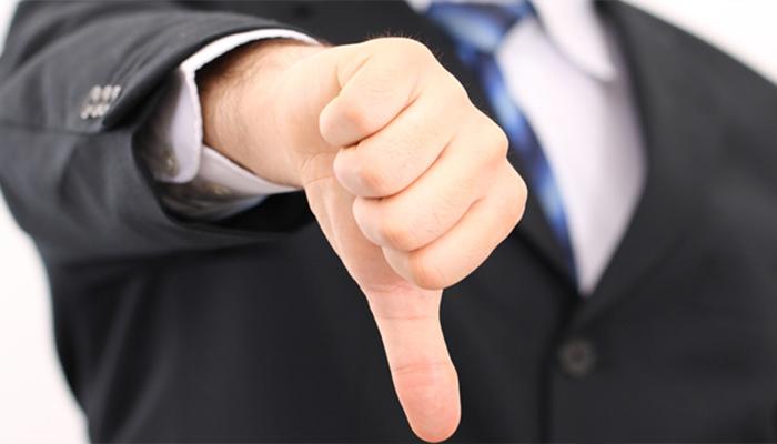 ¿Cómo afrontar el rechazo al momento de buscar trabajo?