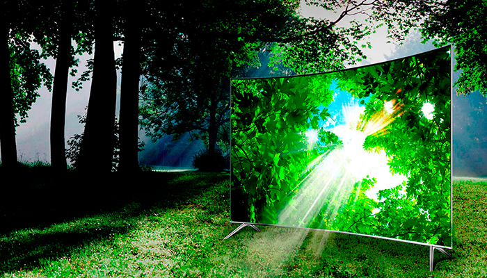 Samsung presenta beneficios de su Televisión UHD 4K con tecnología RGB
