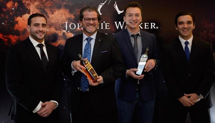 Lanzamiento en Guatemala de la nueva Johnnie Walker Experience