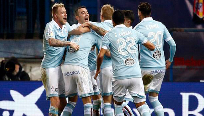 Celta de Vigo elimina al Real Madrid de la Copa del Rey 2016/2017
