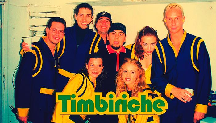 Paulina Rubio habla sobre el posible reencuentro de Timbiriche