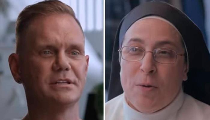 Video: ¿Cómo es la conversación entre una monja y un actor porno?