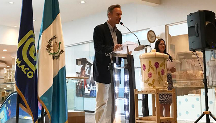 """Cemaco y Ecofiltro invitan a los guatemaltecos a participar en el concurso """"Aguarte"""""""