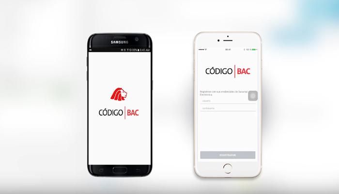 """BAC Credomatic presenta su nueva aplicación """"Código BAC"""""""