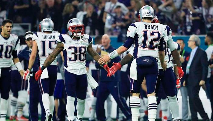 Jugadores de los Patriots rechazan ir a reunión con el presidente en la Casa Blanca