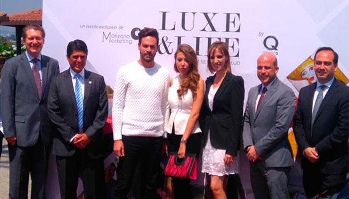 "Grupo Q da detalles de su evento ""Luxe & Life 2017"""