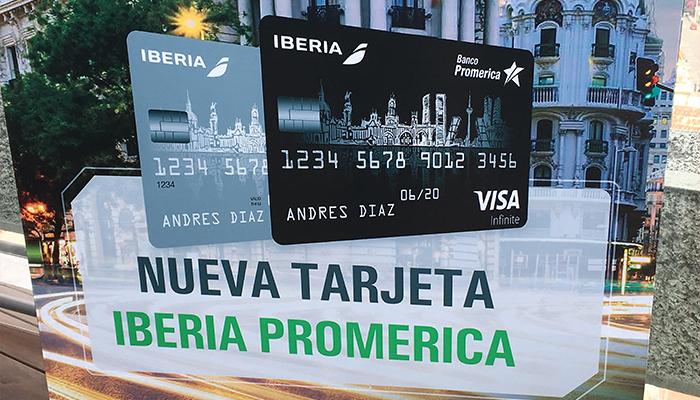 Banco Promerica, Iberia y Visa dan una nueva opción para viajar a Europa