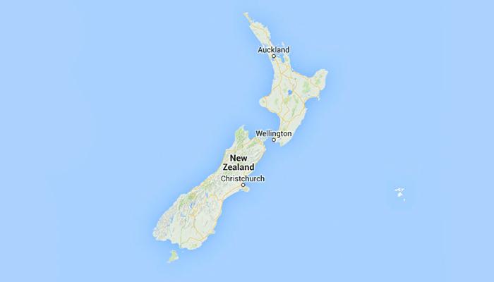 """Geólogos aseguran que Nueva Zelanda es parte de un """"Continente perdido"""""""