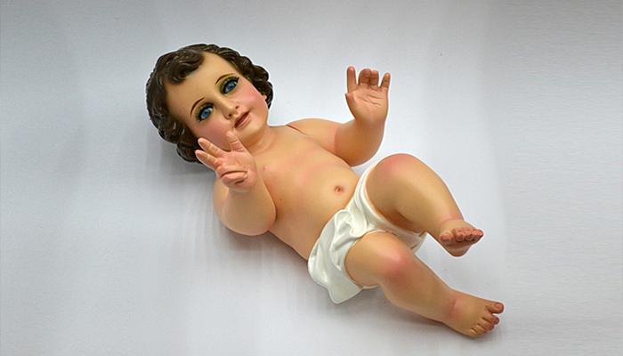 """¿Quién es el responsable del """"Pasito Perrón"""" con el niño Dios?"""