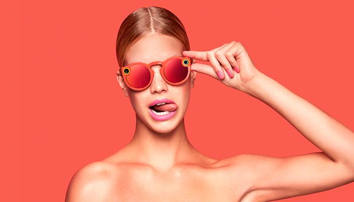 """Salen a la venta los nuevos lentes de Snapchat """"Spectacles"""""""