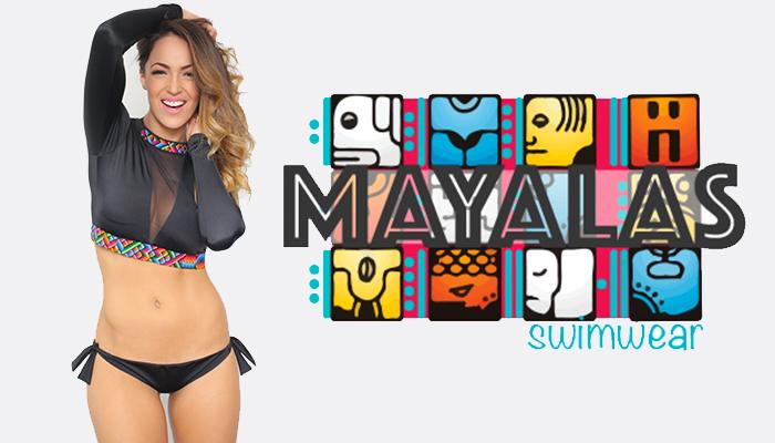 """Lanzamiento de la colección guatemalteca de swimwear """"MAYALAS"""""""