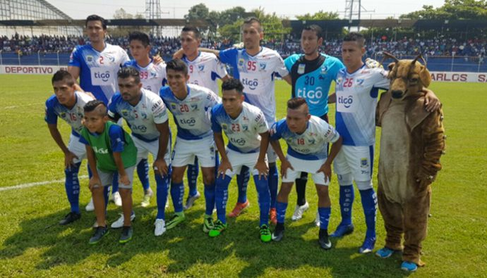 Resultados Liga Nacional de Guatemala Jornada 14, Clausura 2017