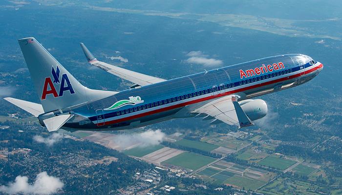 Piloto de American Airlines muere justo antes de aterrizar