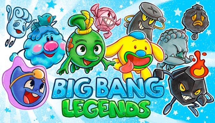 """""""Big Bang Legends"""", el juego para aprender física cuántica"""