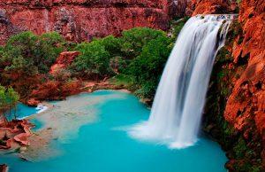 Havasupai Falls, un paraíso escondido en el Gran Cañón