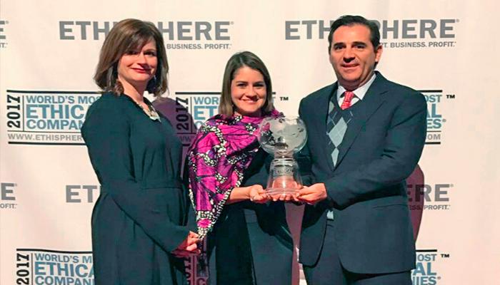 Cementos Progreso recibe reconocimiento internacional