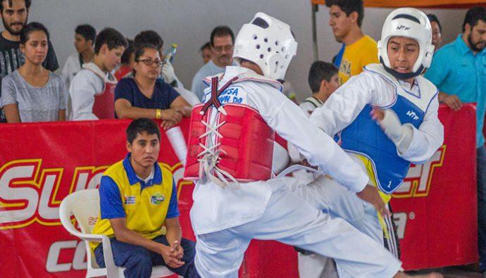 "Equipo guatemalteco de taekwondo triunfa en la ""Copa Wong"""