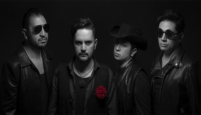 """La banda """"Cosmopoli Jet"""" presenta su nuevo video """"Sangre Fría"""""""