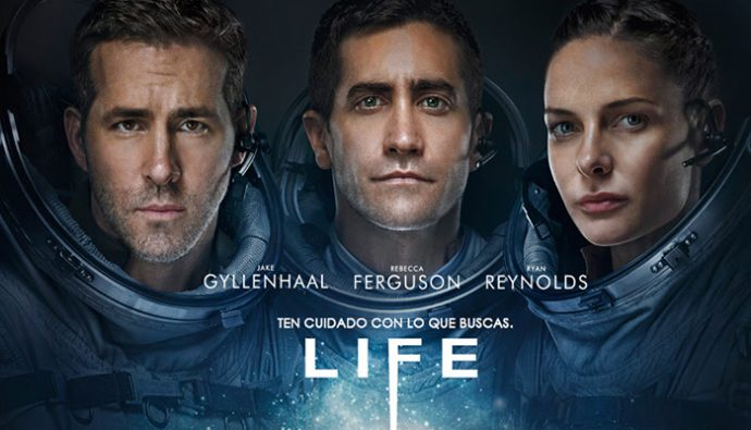 """Estreno de la película """"Life: Vida Inteligente"""" en Guatemala"""