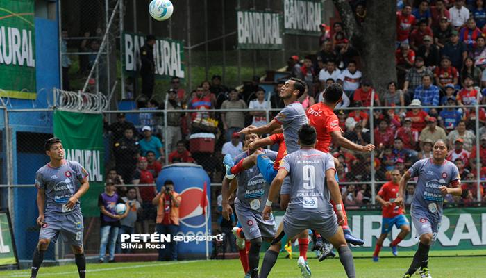 Fecha y Hora de la jornada 13 del Torneo Clausura 2017 de Guatemala
