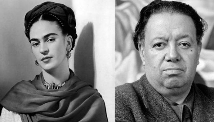 Obras de Frida Kahlo y Diego Rivera se presentan en Guatemala