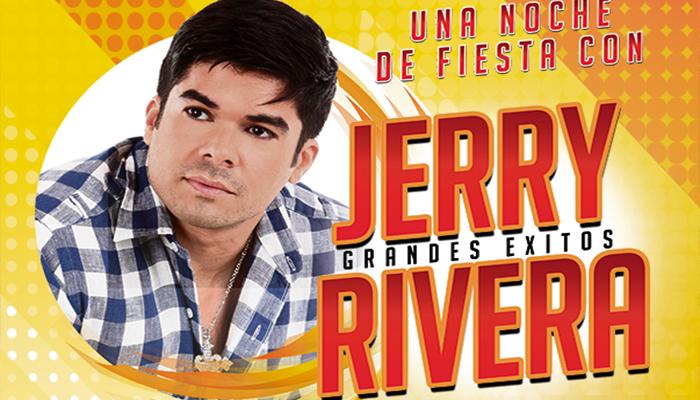 Detalles del concierto de Jerry Rivera en Guatemala, marzo 2017