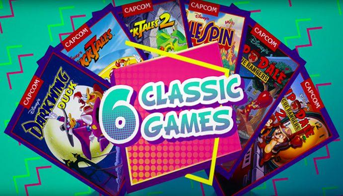 6 juegos clásicos de Disney llegarán a Playstation 4 y Xbox One