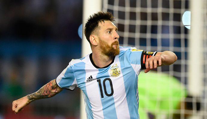 Lionel Messi es suspendido por la FIFA y no jugará las eliminatorias